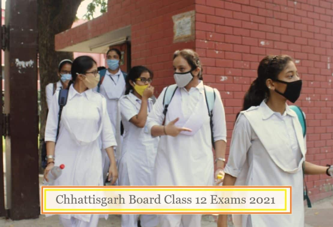 CGBSE Class 12 Board Exams to be Held from June 1 in 'Exam from Home' Pattern, Check Details Here