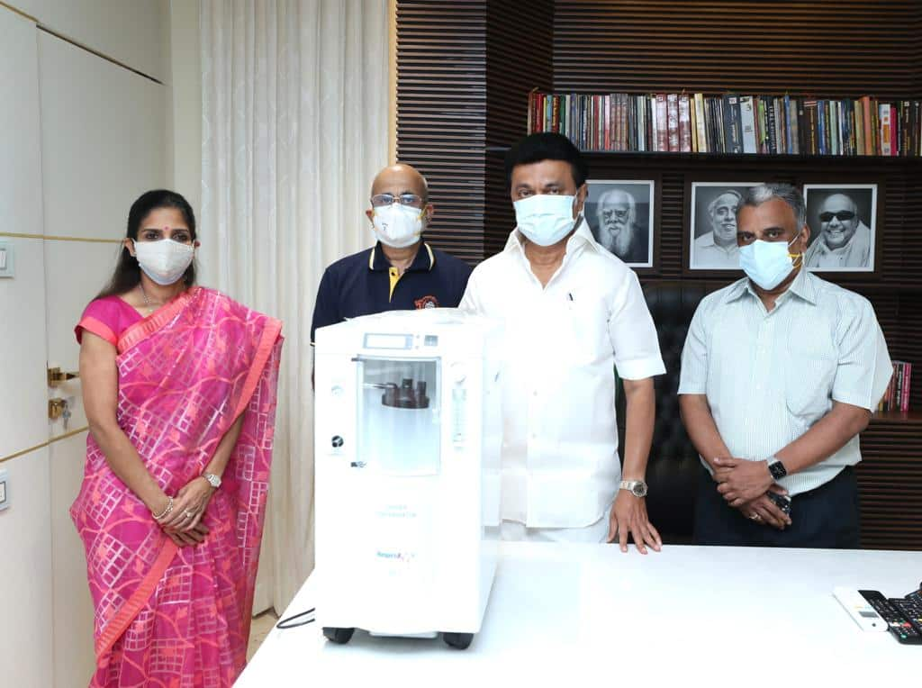 CSK Donate 450 Oxygen Concentrators