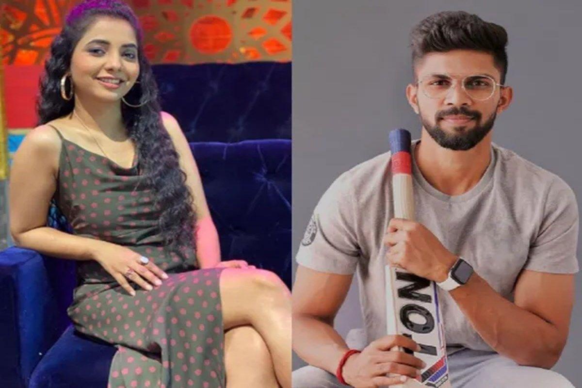 Ruturaj Gaikwad-Sayali Sanjeevs Social Media Exchange Sparks Relationship  Rumours | Ruturaj Gaikwad girlfriend | CSK | Actress Sayali Sanjeev