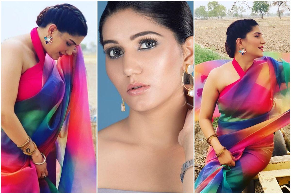 Sapna Choudhary Latest Photo Shoot  5  jpg
