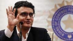 T20 World Cup: BCCI President Reaches Mumbai to Discuss Tax Exemption Issue