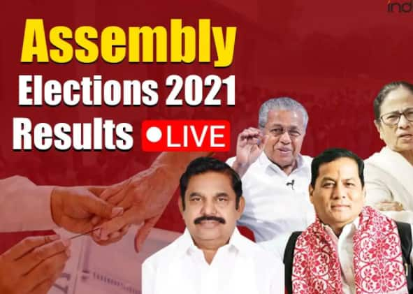 Election Results 2021 LIVE Updates: Who Will Win Bengal, Tamil Nadu, Kerala, Assam, Puducherry — Counting At 8 AM