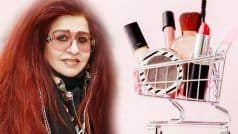 7 Essential Tips By Shahnaz Husain On Things to Keep in Mind Before Buying Cosmetics