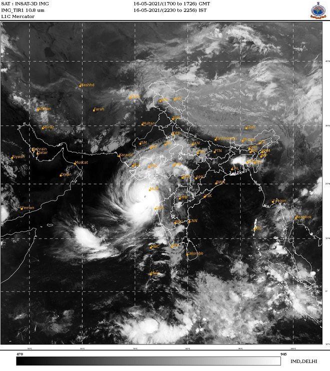 cyclone tauktae imd