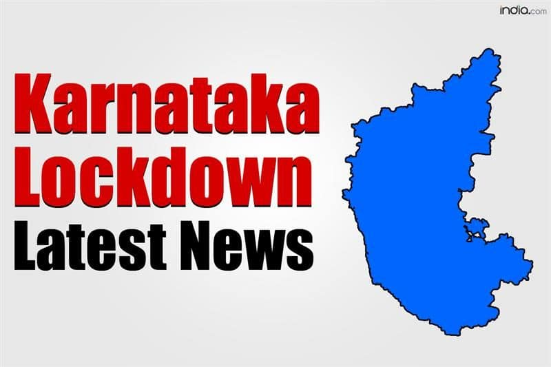 Karnataka Lockdown State Govt Mulls Imposing Shutdown For 2 More Weeks After May 12