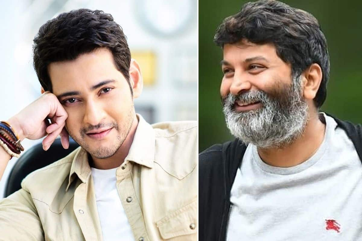 Mahesh Babu-Trivikram Collaborate After 11 Years For New Project, Film To Release in 2022