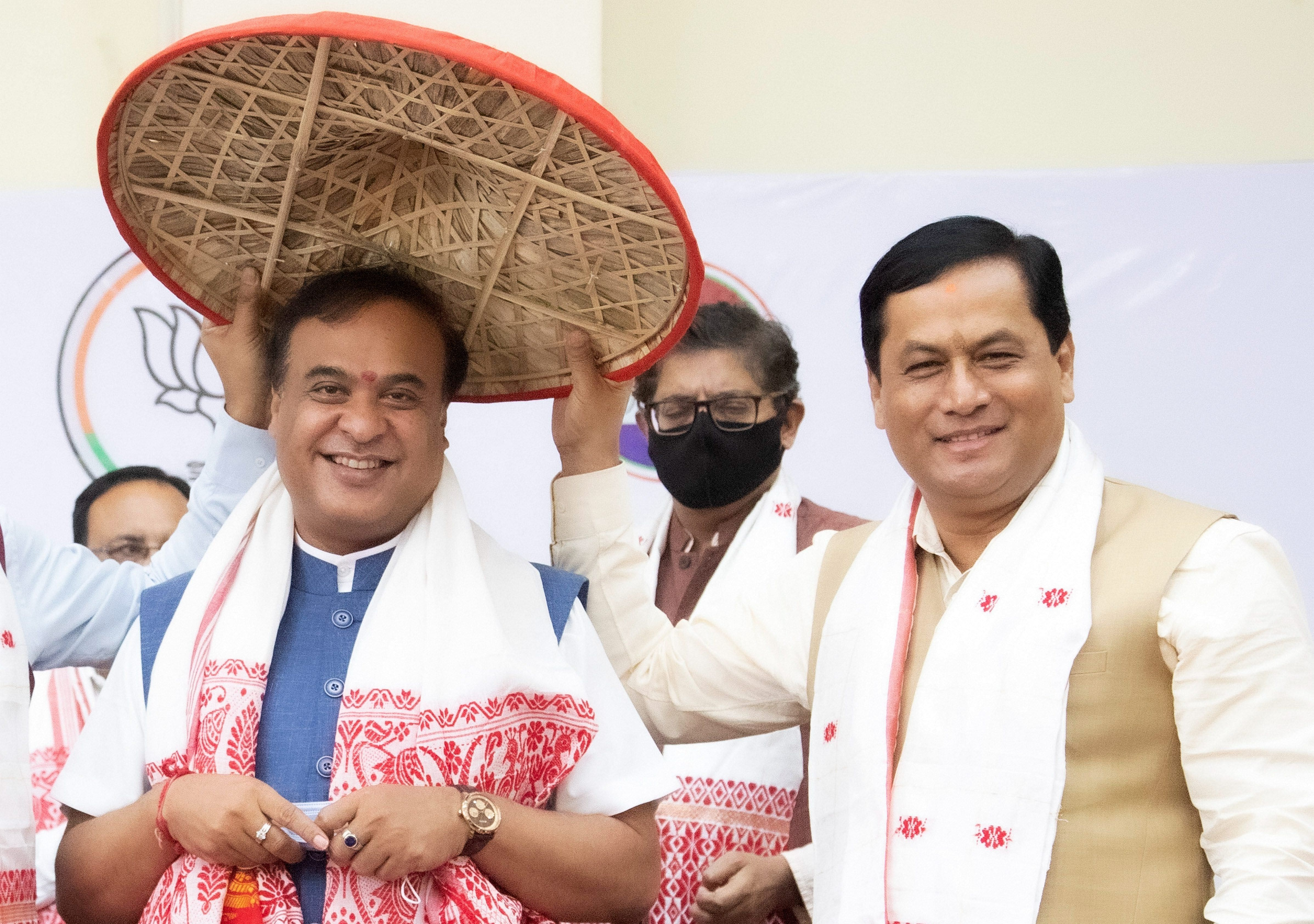 Himanta Biswa Sarma to take over as Assam CM today