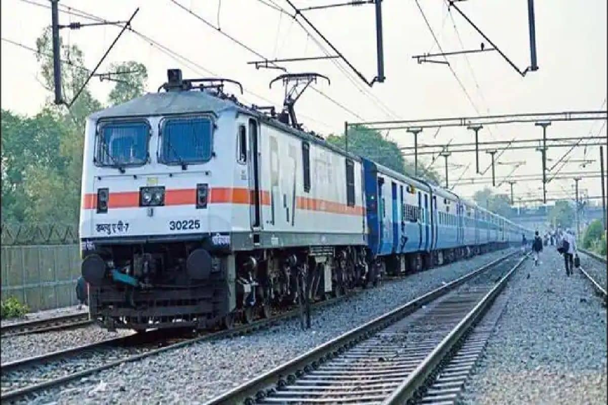 Indian railways special trains