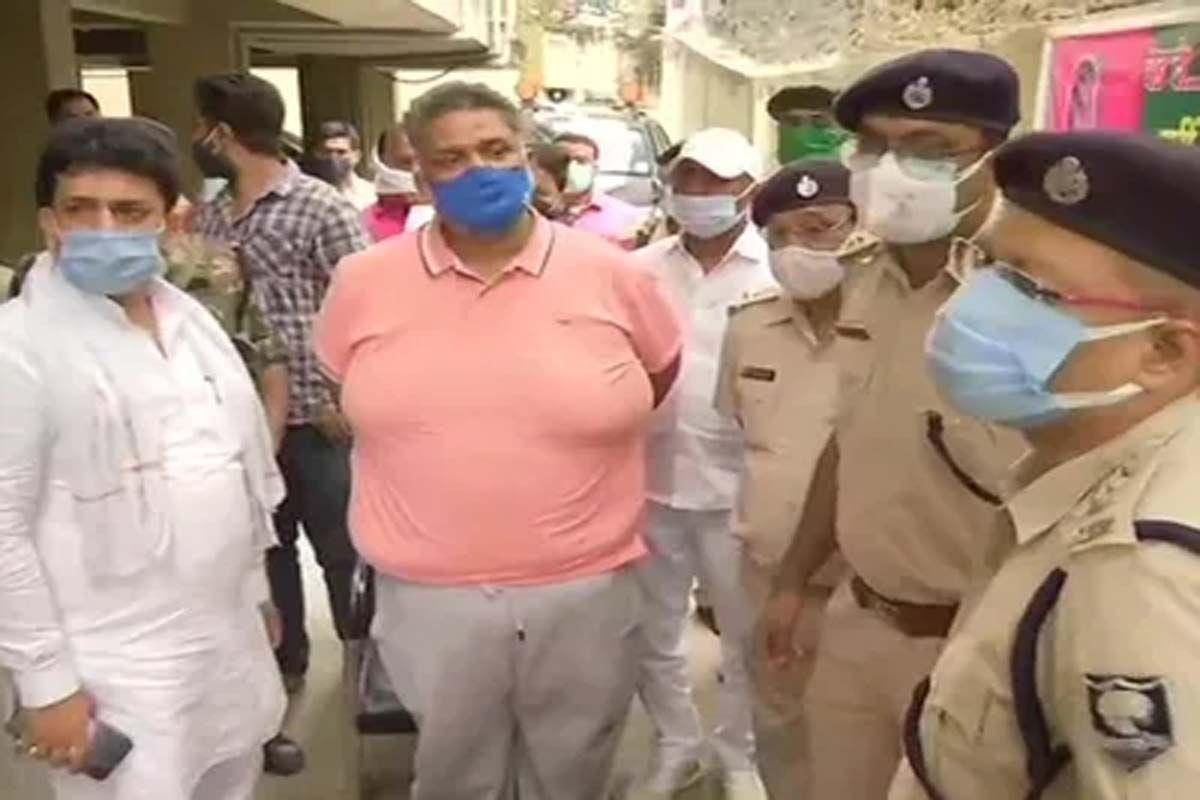 Bihar News: गिरफ्तारी के बाद Pappu Yadav की पेशी के लिए रात में खुला कोर्ट,  भेजे गए सुपौल जेल - Pappu yadav arrested and appear in court in late night  send to