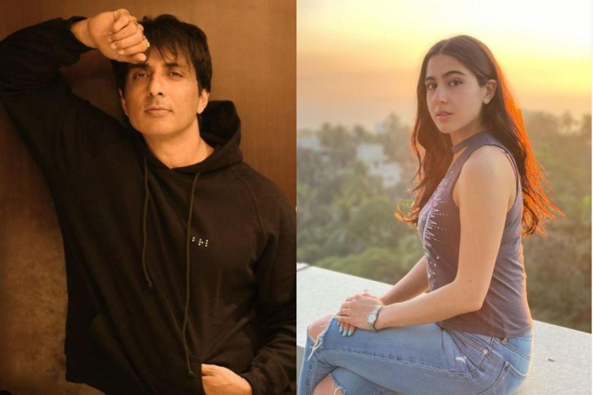 Sonu Sood Calls Sara Ali Khan