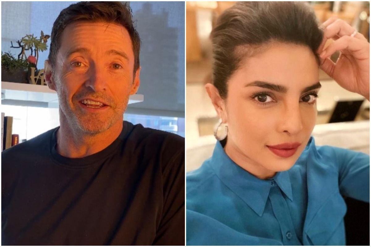 Hollywood Star Hugh Jackman Asks Fans To 'Support India', Amplifies Priyanka Chopra's Covid-19 Fundraiser