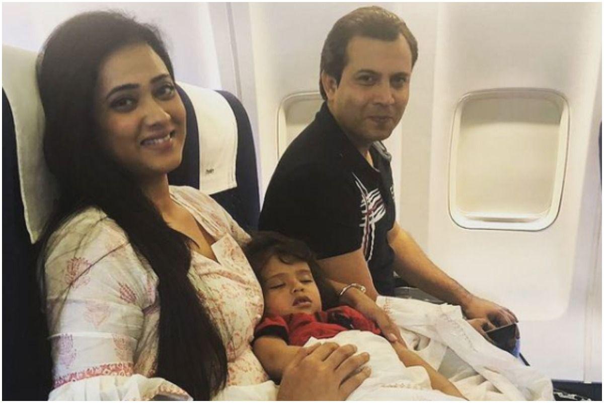 Shweta Tiwari's Husband Abhinav Kohli Accuses Her Of Leaving Son Alone To Participate In Khatro Ke Khiladi