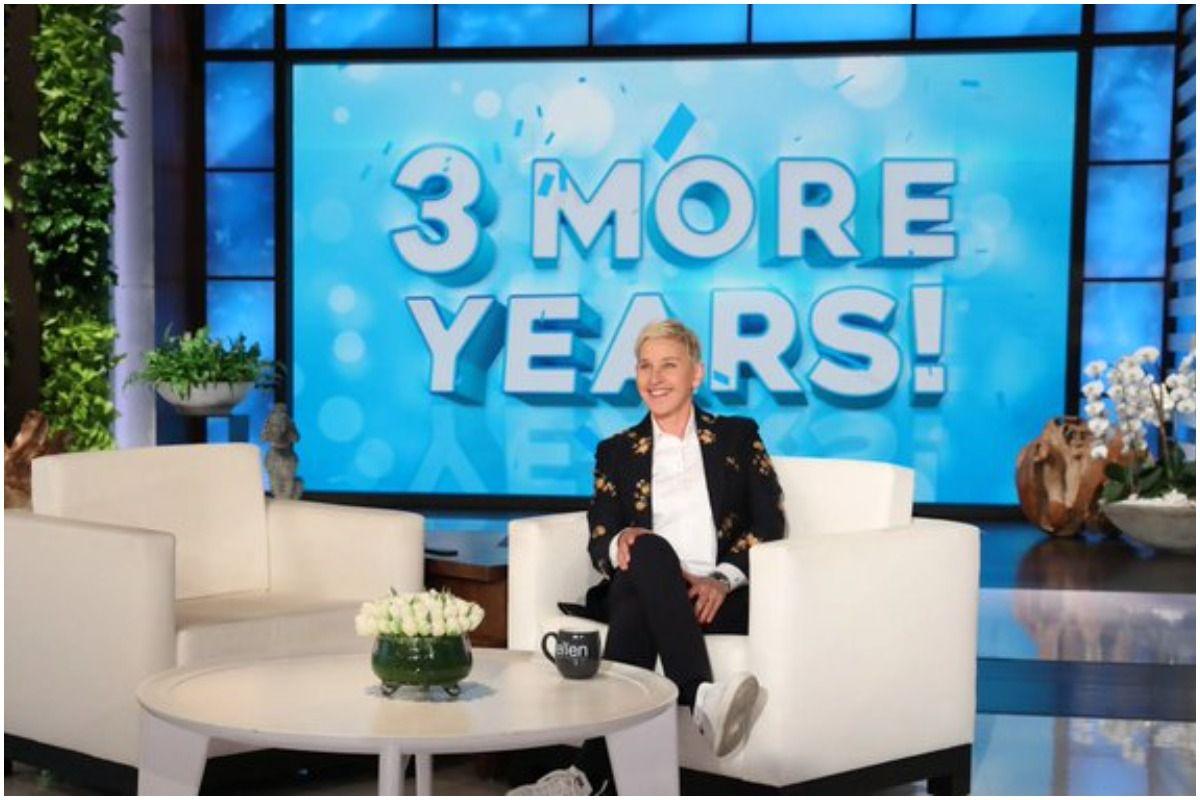 Ellen DeGeneres To End Her Talk Show Next Year