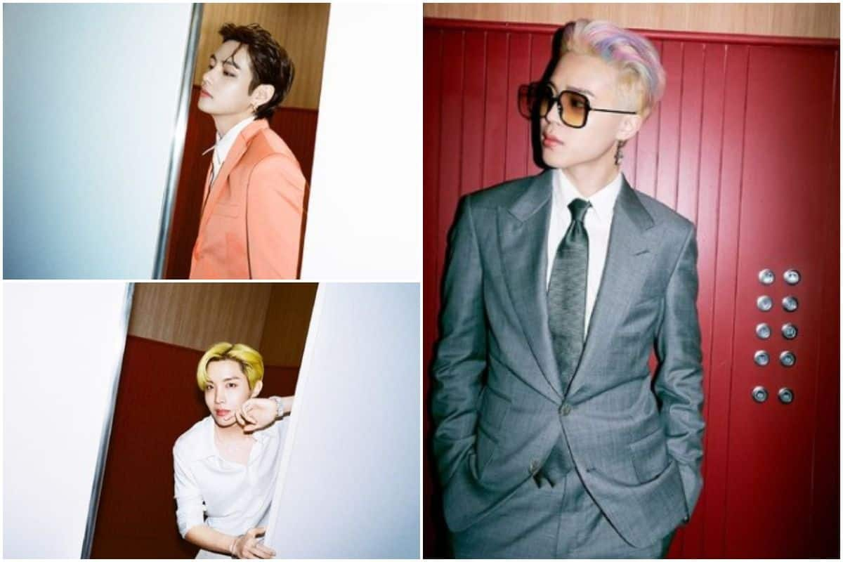 BTS J Hope, Jimin and V Flaunt Charming Look In Butter Teaser Photos, But ARMY Spots Something Else