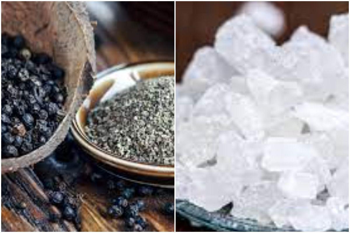 Black pepper and mishri benefits