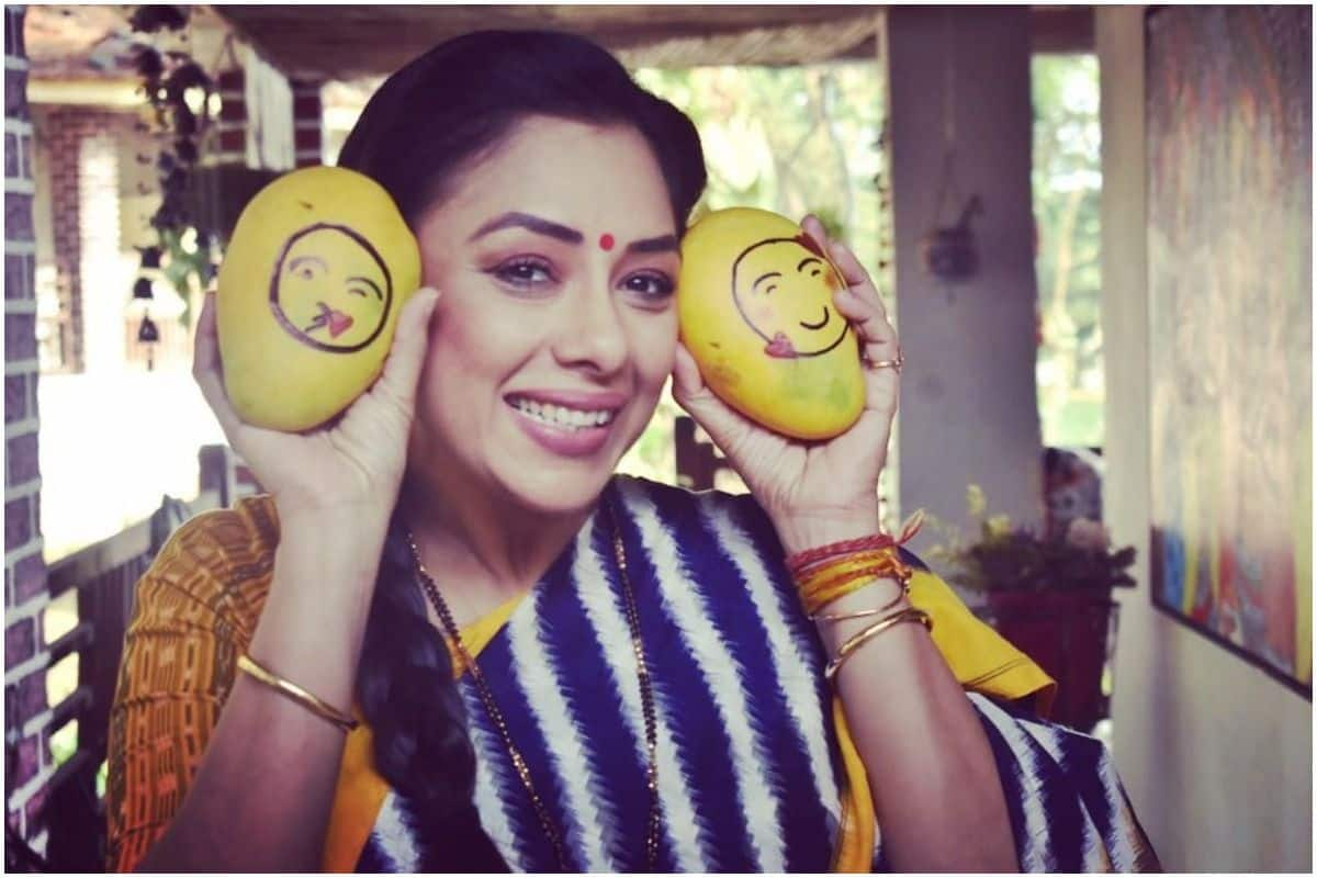 Anupamaa Star Rupali Ganguly Shoots Without Makeup, Says Challenge is Being 40 Plus And Use no Makeup