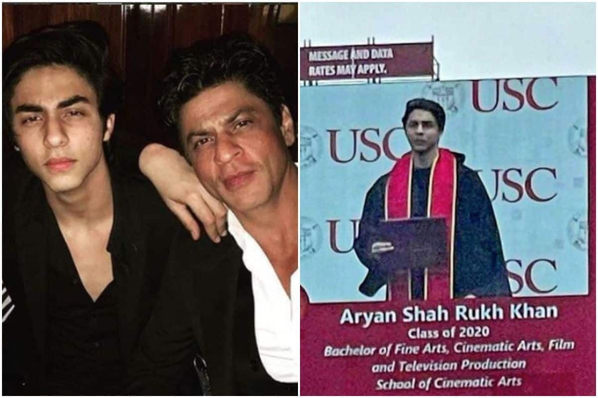 Shah Rukh Khan Son Aryan Khan Graduates, Convocation Ceremony Picture Goes Viral