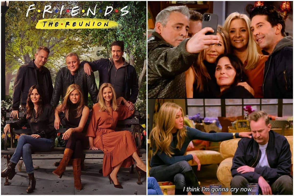 How Much Money Did Friends Stars Get For Reunion Episode Take a Wild Guess