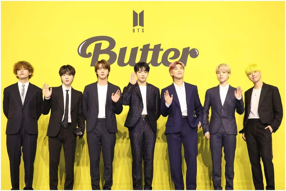 BTS Butter Breaks Dynamite Record, Gets Biggest Debut in YouTube History