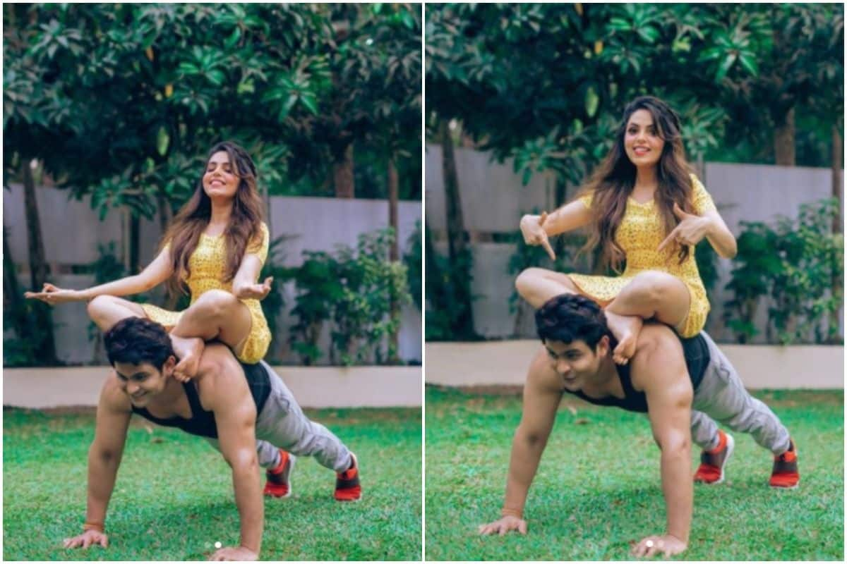 Sanket Bhosale Wishes Wife Sugandha Mishra on Her Birthday With Cutest Pic, Calls Her Director of His Life