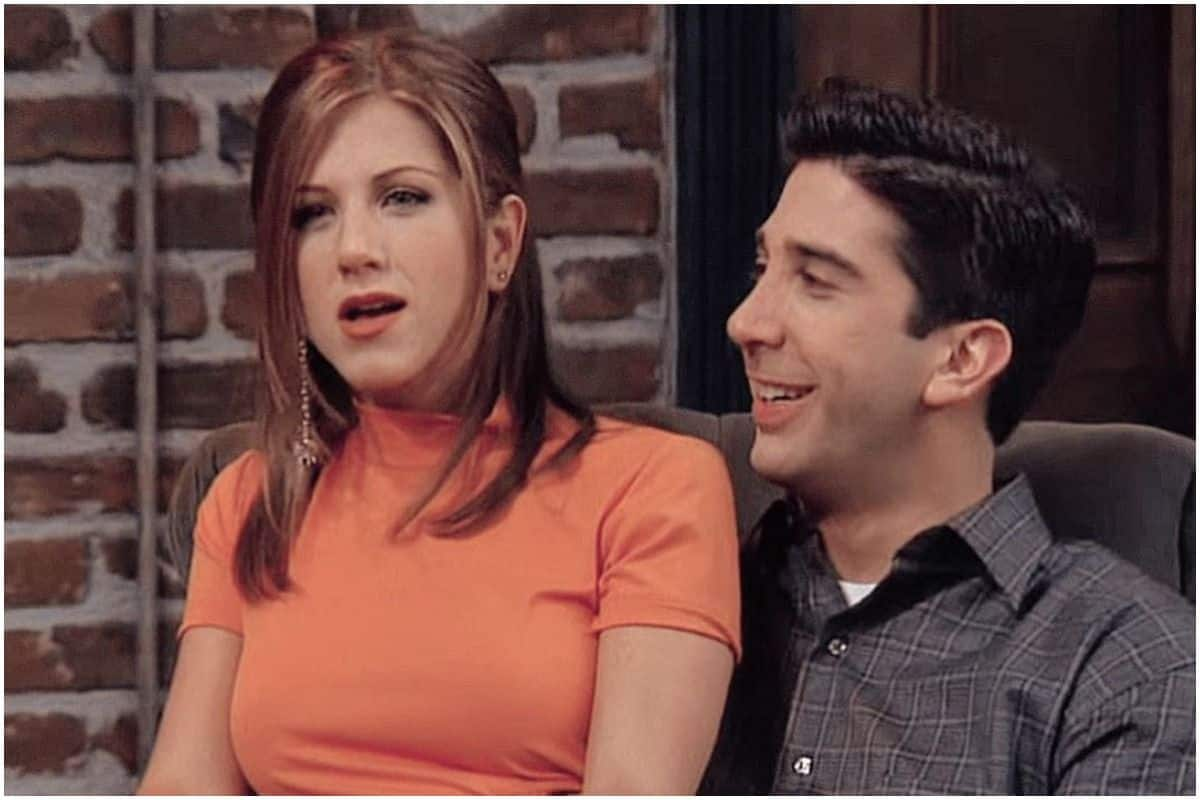 Jennifer Anniston And David Schwimmer Had a Huge Crush on Each Other in Real Life