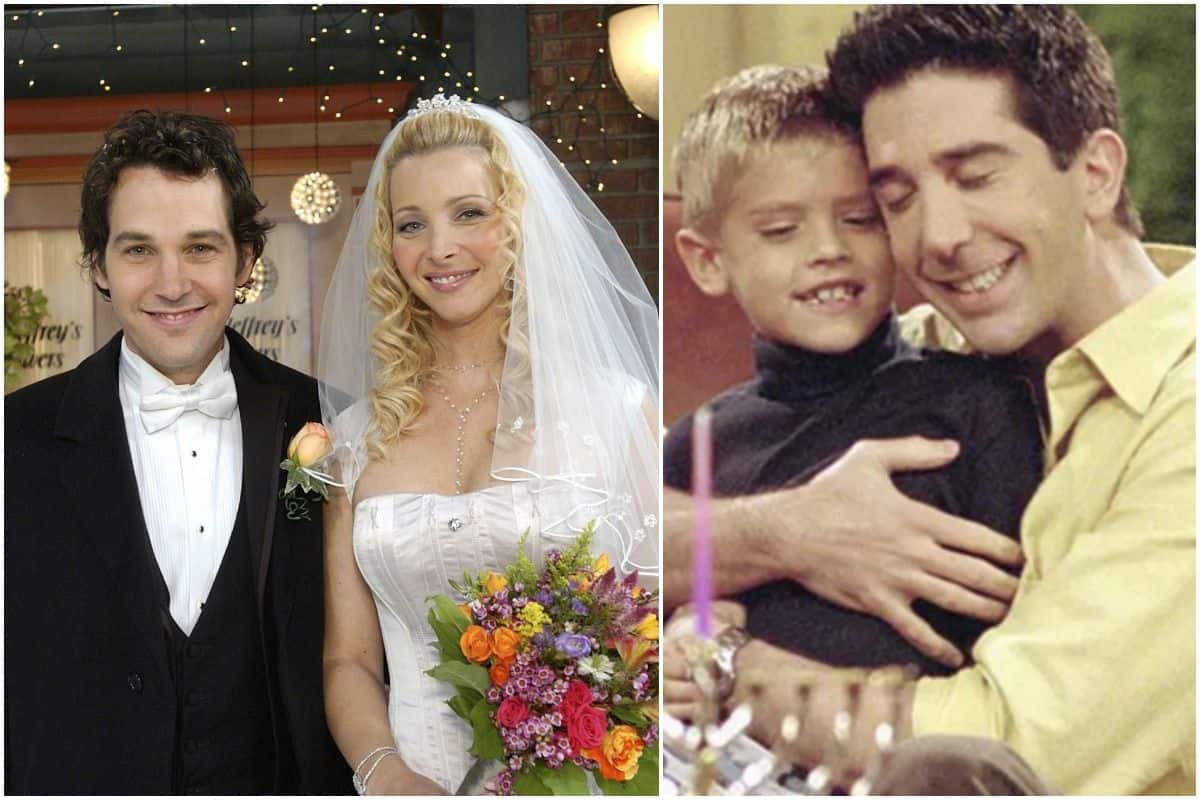 Heres Why Paul Rudd aka Mike, And Cole Sprouse aka Ben Didnt Appear in Friends Reunion Episode