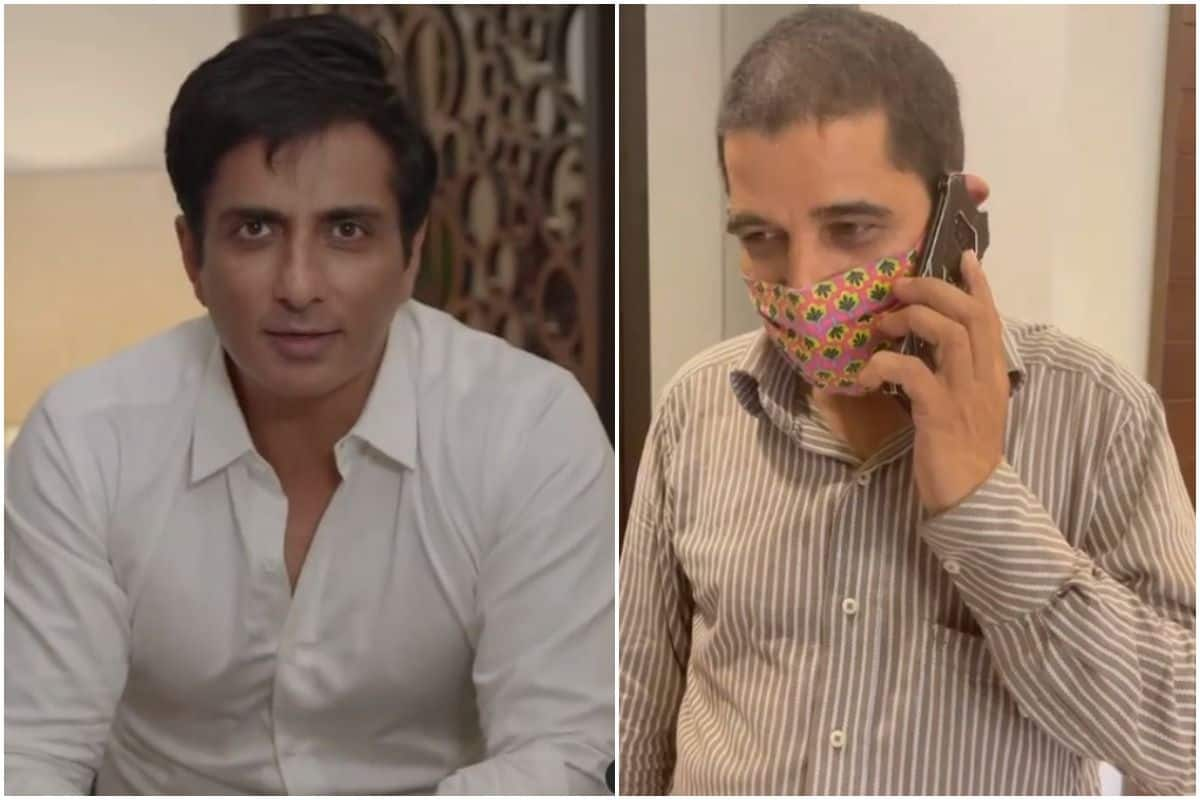 Sonu Sood Doodh Vala Gets All Cranky After Getting Hundreds of Calls From People Seeking Help