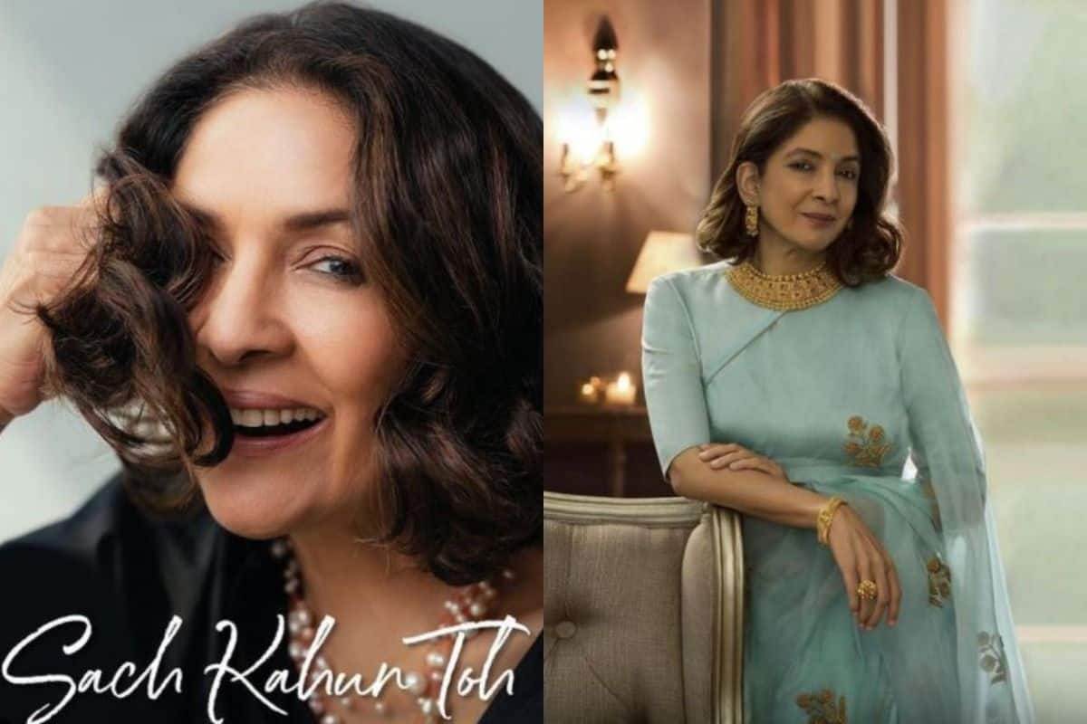 Neena Gupta Recalls She Was Called 'Behenji', 'Shameless' in Same Breath, Her Traditional-Modern Ideology 'Confused' People