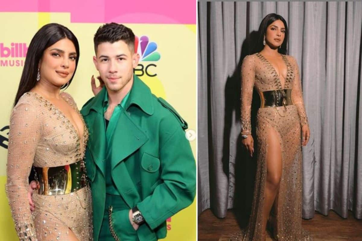 Priyanka Chopra – Nick Jonas' Luxurious Outfits at 2021 Billboard Music Awards Will Take Your Breath Away