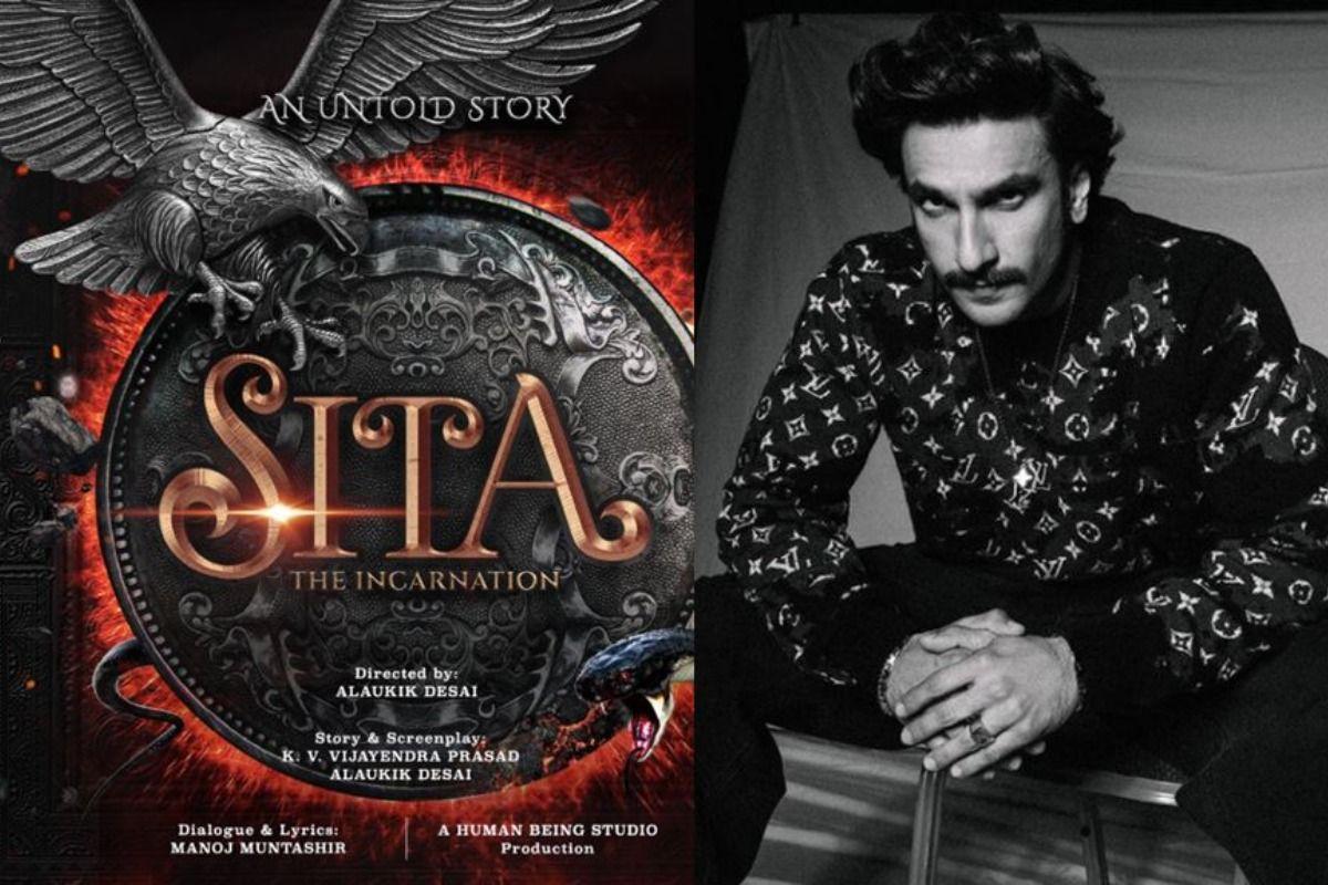 Ranveer Singh to Play Ravana in Mythological Film Sita by Alaukik Desai? Deets Inside