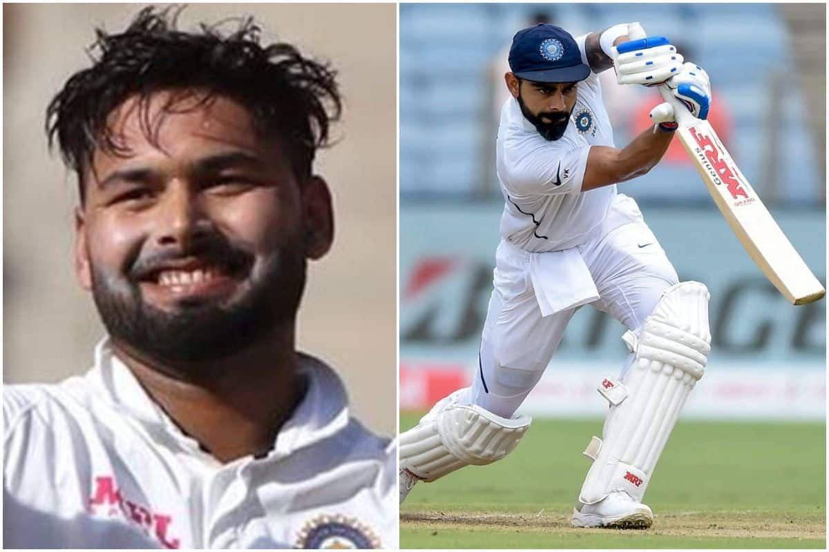 ICC Test Rankings - Pant Creates History