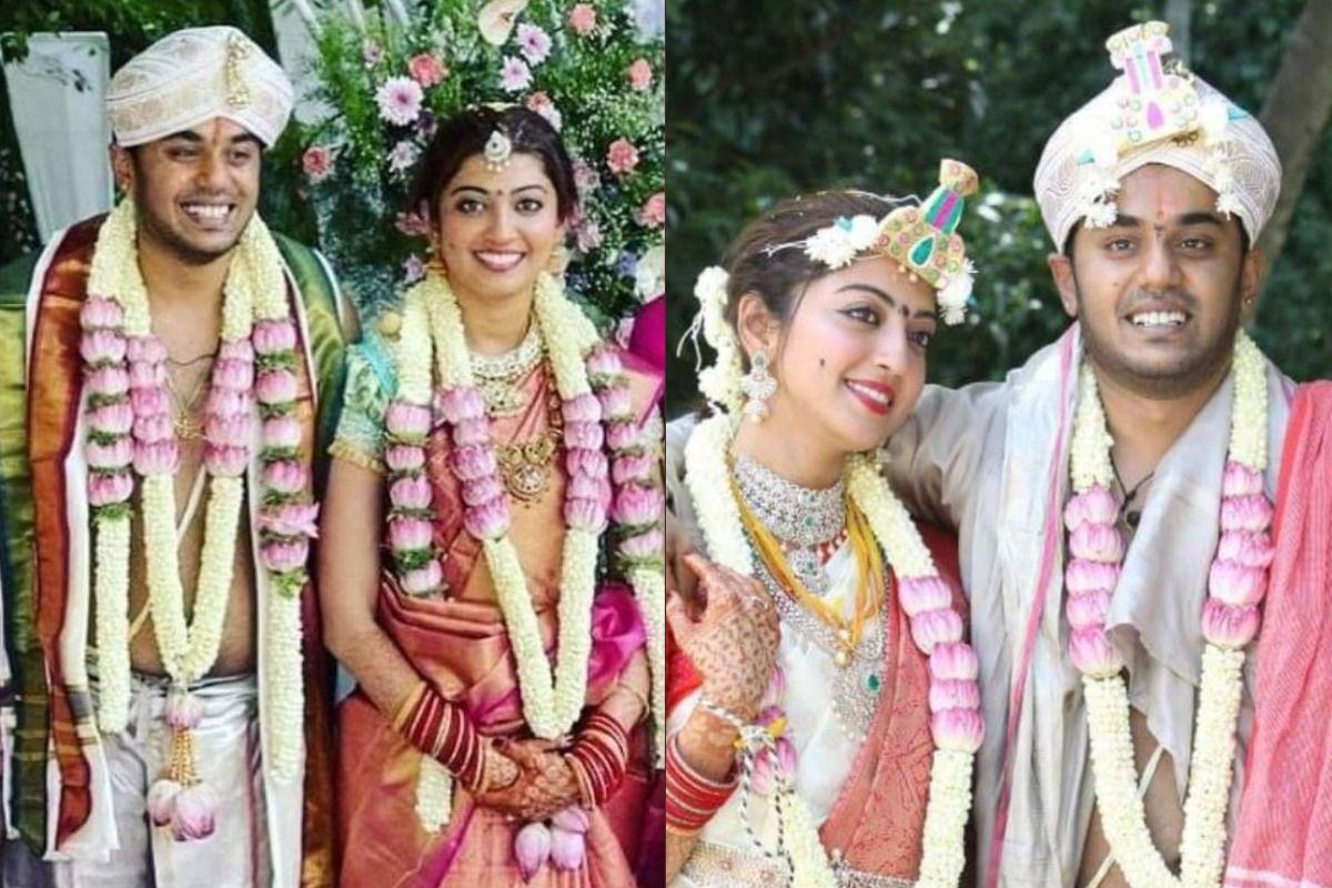 Pranitha Subhash Ties Knot With Businessman Nitin Raju in Intimate Ceremony