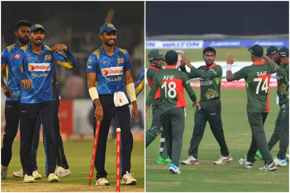 Live Streaming Cricket Bangladesh vs Sri Lanka 2nd ODI: When And Where to Watch BAN vs SL Stream Live Cricket Match Online And on TV