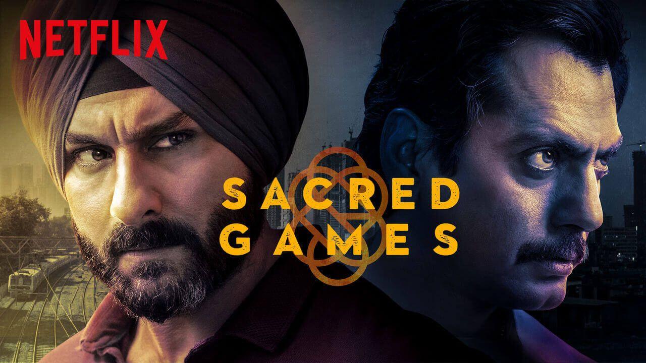 Juegos sagrados - Netflix