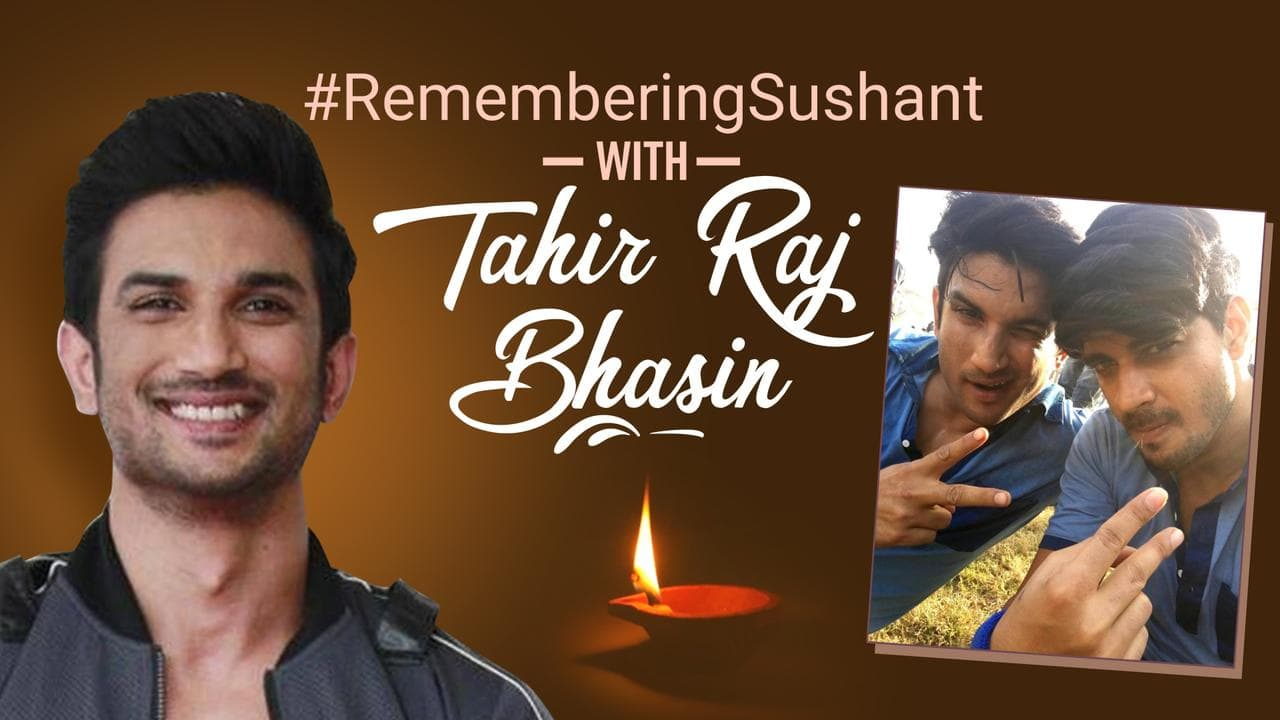 Sushant Singh Rajput Chhichhore co-star Tahir Raj Bhasin Shares Unknown Facts And Rare Stories on Sushant 1st Death Anniversary