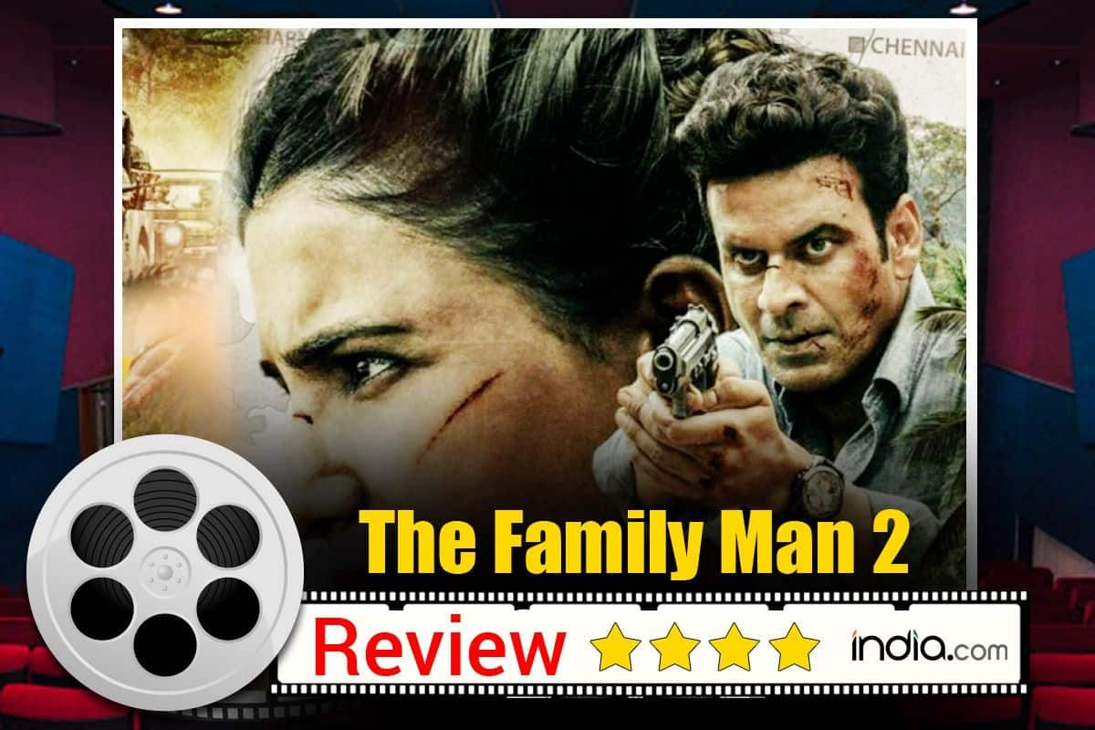 The Family Man 2 Review: Better Than The First