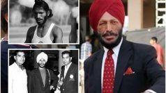 दुनिया को अलविदा कह गए 'फ्लाइंग सिख' Milkha Singh, 4 बार एशियन गेम्स में भारत को दिलाया था Gold