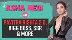 Asha Negi Opens up on Pavitra Rishta 2.0, Her Love For Road Trips & More   Exclusive Interview