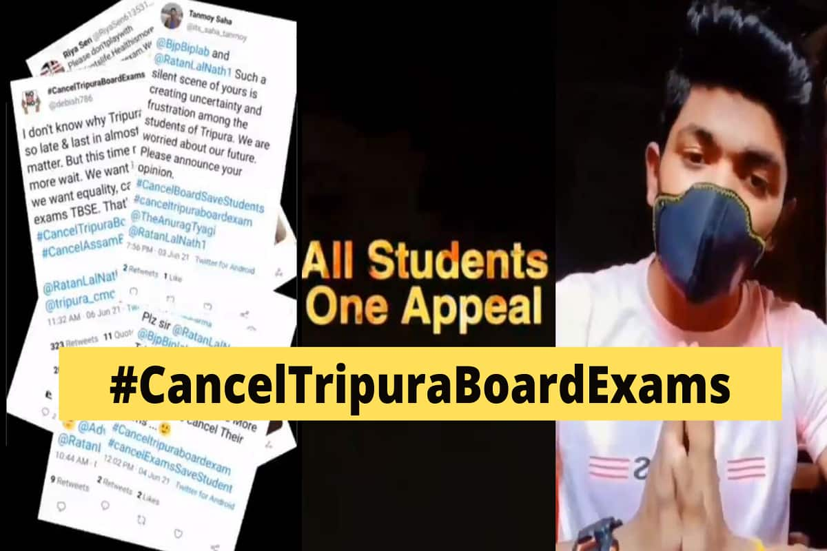 Students Appeal in Video Message After Several States Scrap Board Exams