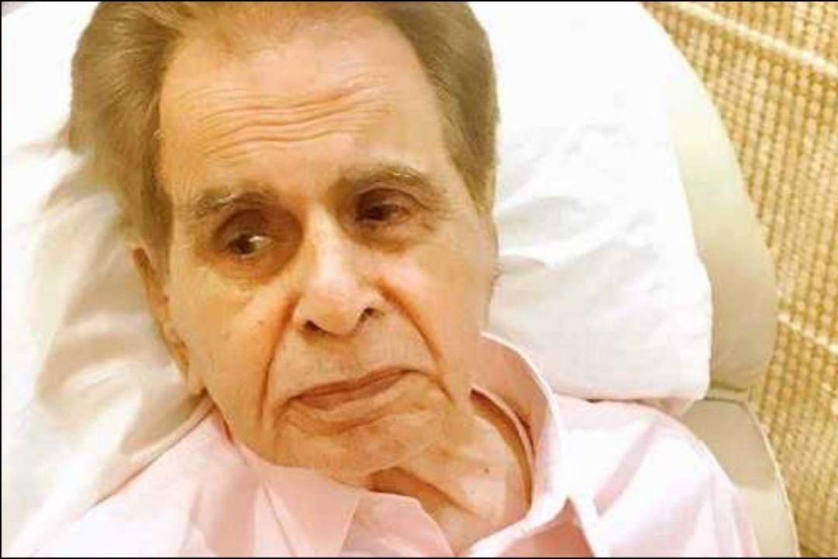 Dilip Kumar Health Update – Legendary Actor Is On Oxygen Support, Not On Ventilator
