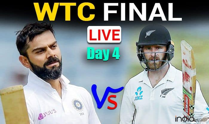 HIGHLIGHTS | WTC Final, DAY 4: Reserve Day in Focus as Play Abandoned Due to Rain