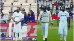 VIDEO: Why Shami is Wearing a Towel on Day 5 During WTC Final