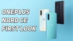 OnePlus Nord CE 5G First Look : Everything you need to know   Watch Video