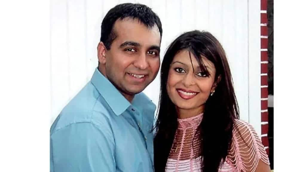 Raj Kundra And First Wife Kavita Kundra
