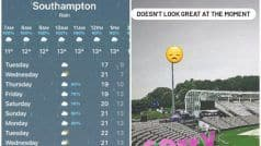 'Poor Planning' - Fans SLAM ICC After Rain Plays Spoilsport at Southampton