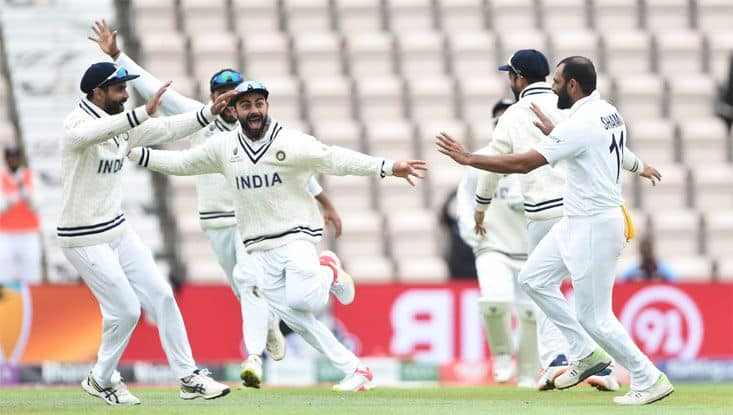 Team India in Southampton