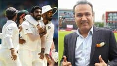 'Swing, Seam or Spin': Sehwag Backs India Bowlers to Outclass New Zealand in WTC Final