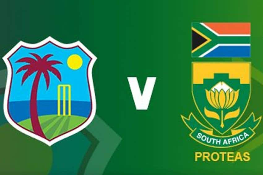 West Indies vs South Africa Live Streaming Cricket 1st T20I: When And Where to Watch WI vs SA Match Online And on TV