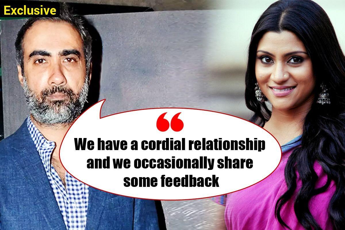 Ranvir Shorey on Relationship With Konkona – We Do Not Discuss Everything