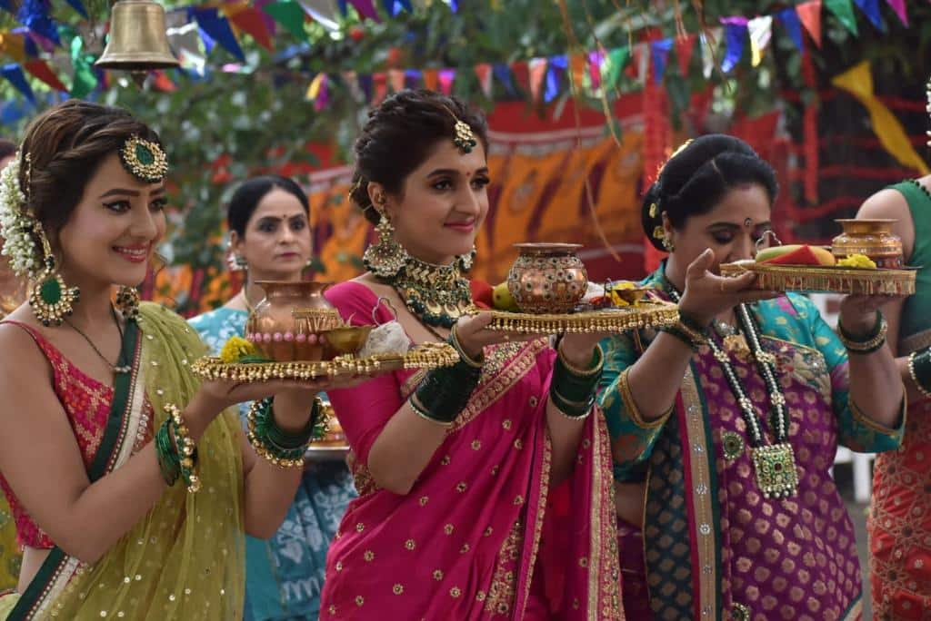 A Still From The Upcoming Episode of Anupamaa